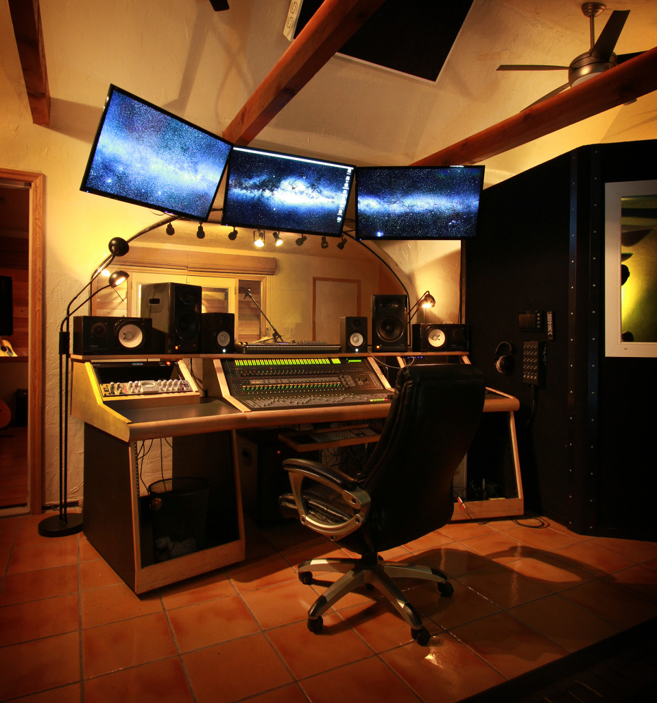 Make A Recording Studio In Your Room